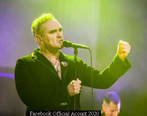 Morrissey (Facebook Official Account A023)