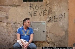 Morrissey (Facebook Official Account A026)