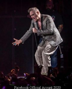 Morrissey (Facebook Official Account A027)