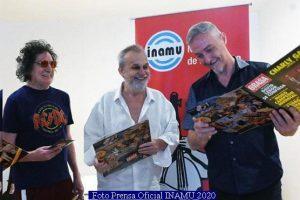 Reediciòn 40 Aniversario LGDLC SG (Foto Prensa INAMU - A001)