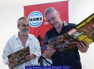 Reediciòn 40 Aniversario LGDLC SG (Foto Prensa INAMU - A003)
