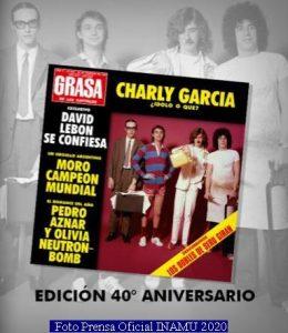 Reediciòn 40 Aniversario LGDLC SG (Foto Prensa INAMU - A010)