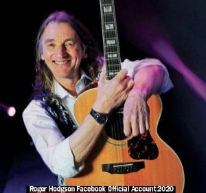 Roger Hodgson (R.H. Facebook Official Account 2020 - A015)