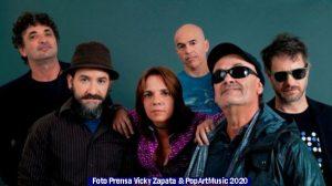 Shows en suspenso 007 (Las Pelotas - Foto Prensa PopArtMusic)