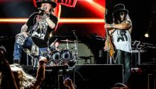 Shows en suspenso 008 (Guns And Roses - Foto Prensa DF Entertainment)
