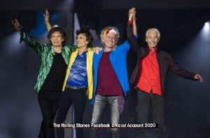 The Rolling Stones (Facebook Official Acount 002)