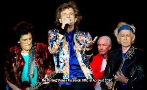 The Rolling Stones (Facebook Official Acount 003)
