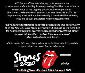 The Rolling Stones (Facebook Official Acount 004)