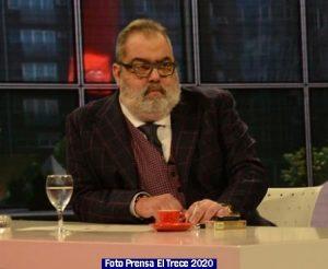 Informe Noticias El Trece 005 Jorge Lanata (Foto Prensa El Trece)