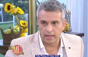 Informe Noticias El Trece 015 Mario Massaccesi (Foto Prensa El Trece)