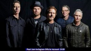 Pearl Jam (Photo Pearl Jam - Instagram Official Acount 009)