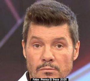 Scandal of Marcelo Tinelli 007 (Prensa El Trece)