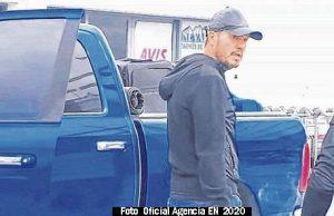 Scandal of Marcelo Tinelli (Foto Agencia EN 001)