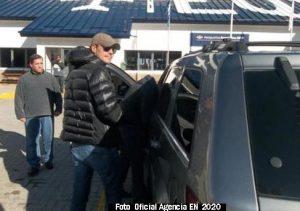 Scandal of Marcelo Tinelli (Foto Agencia EN 002)