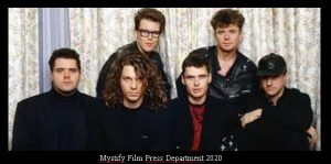 000 Film Mystify (Photo by Mystify Movie Press Department A021)