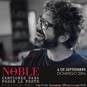 000 Ivàn Noble (Foto Instagram Cuenta Oficial - A005)