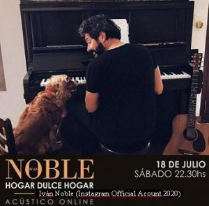 000 Ivàn Noble (Foto Instagram Cuenta Oficial - A014)
