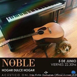 000 Ivàn Noble (Foto Instagram Cuenta Oficial - A018)