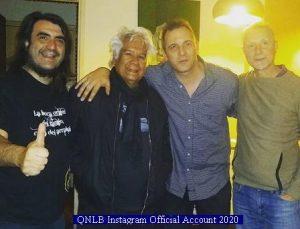 001 Quinteto Negro La Boca (Instagram Official Account - A020)