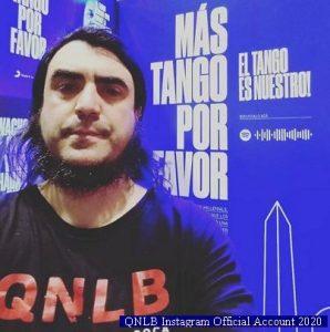 001 Quinteto Negro La Boca (Instagram Official Account - A021)