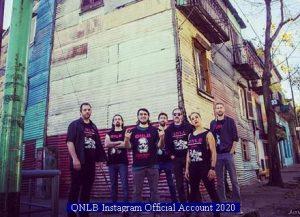 001 Quinteto Negro La Boca (Instagram Official Account - A025)