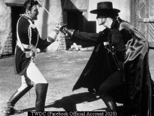 01 El Zorro (Facebook Official Account A020)