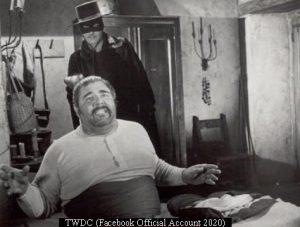 01 El Zorro (Facebook Official Account A024)