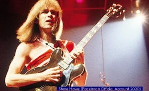02 Steve Howe (Facebook Official Acount A 001 2020)