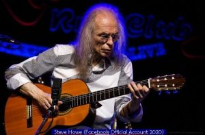 02 Steve Howe (Facebook Official Acount A 004 2020)