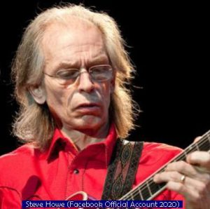 02 Steve Howe (Facebook Official Acount A 005 2020)