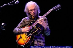 02 Steve Howe (Facebook Official Acount A 006 2020)