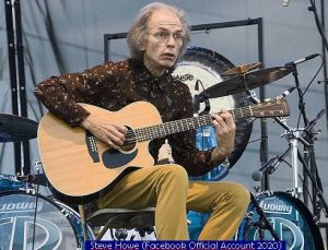 02 Steve Howe (Facebook Official Acount A 007 2020)