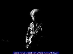02 Steve Howe (Facebook Official Acount A 008 2020)