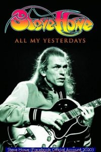 02 Steve Howe (Facebook Official Acount A 009 2020)