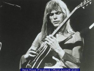 02 Steve Howe (Facebook Official Acount A 010 2020)