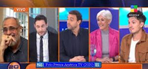 04 Intrusos (Foto Prensa Amèrica TV - Imagen A002)