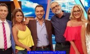 04 Intrusos (Foto Prensa Amèrica TV - Imagen A004)