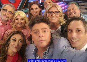 04 Intrusos (Foto Prensa Amèrica TV - Imagen A006)