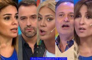 04 Intrusos (Foto Prensa Amèrica TV - Imagen A007)
