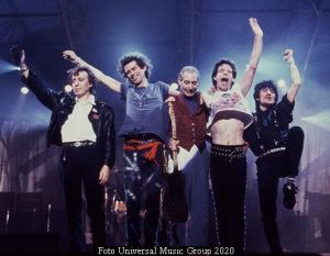 05 The Rolling Stones (Foto Universal Music Group 2020 - A016)