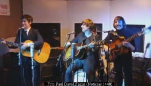 The Beats - Streaming Live (Foto Paul David Focus A005)