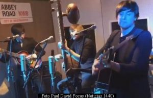 The Beats - Streaming Live (Foto Paul David Focus A008)